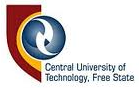 Central University of freestate logo